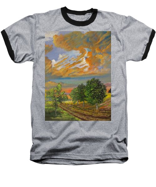 The Old Orchard Baseball T-Shirt