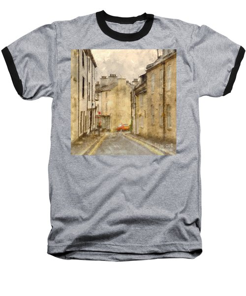 The Old Part Of Town Baseball T-Shirt