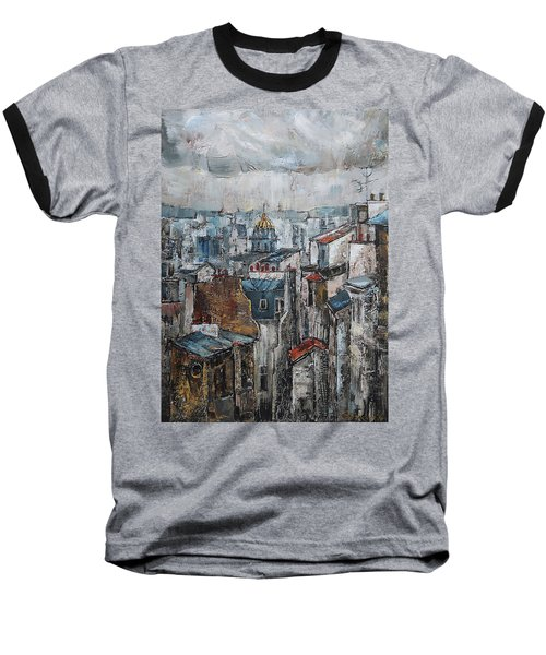 The Old Quarter II Baseball T-Shirt