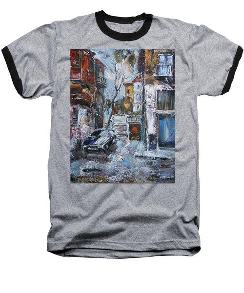 The Old Quarter Baseball T-Shirt