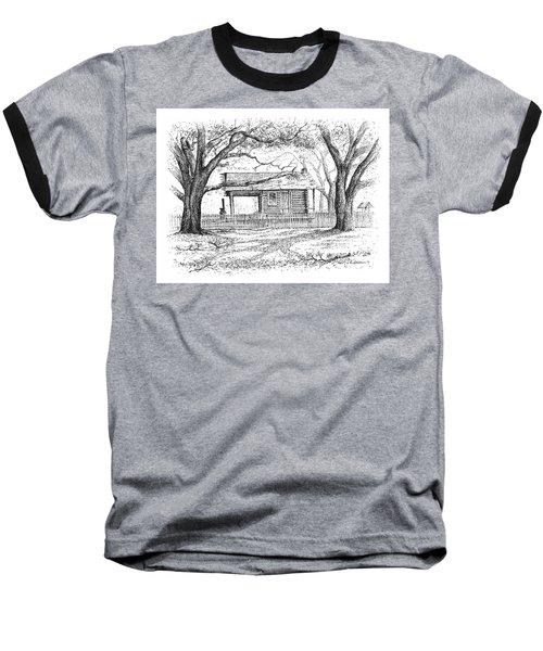 The Old Richardson Place Baseball T-Shirt
