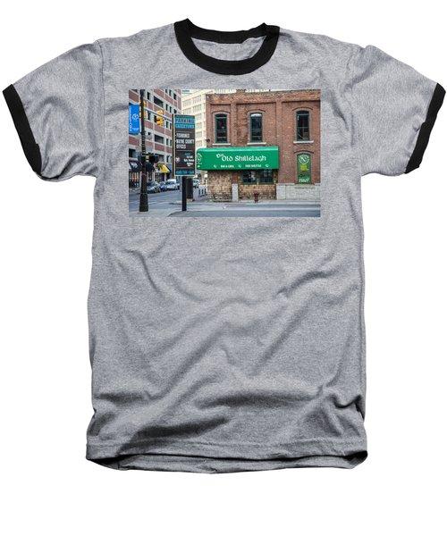 The Old Shillelagh Detroit  Baseball T-Shirt