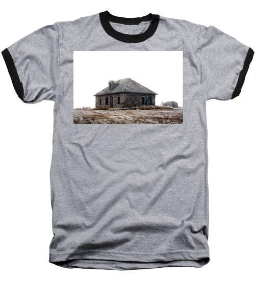 The Old Stone House Baseball T-Shirt
