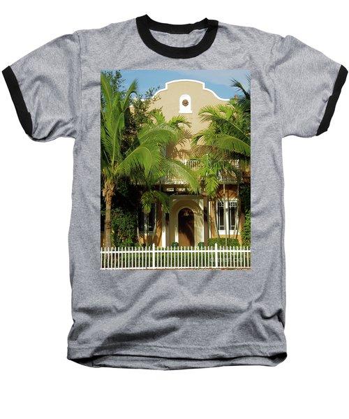 The Old Sunset House. Baseball T-Shirt