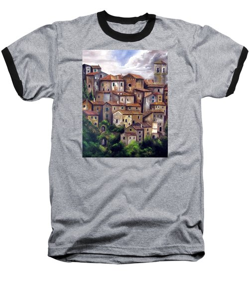 The Old Village Baseball T-Shirt