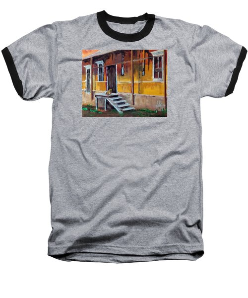 The Old Warehouse Baseball T-Shirt