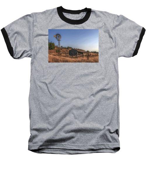 The Old Windmill Baseball T-Shirt
