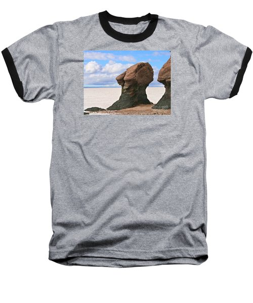 Baseball T-Shirt featuring the photograph The Old Wise One by Heather King