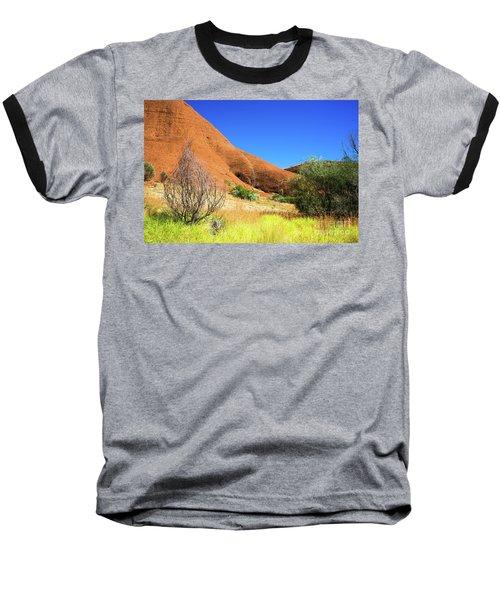 The Olgas Kata Tjuta Baseball T-Shirt