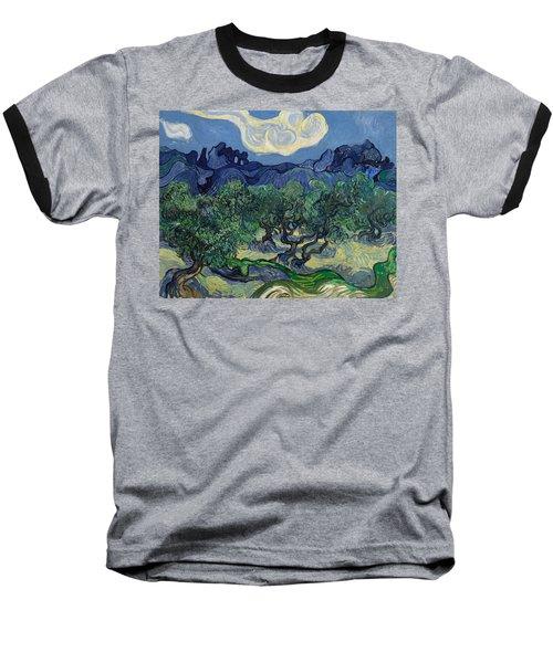 The Olive Trees Baseball T-Shirt