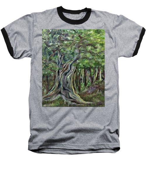 The Om Tree Baseball T-Shirt