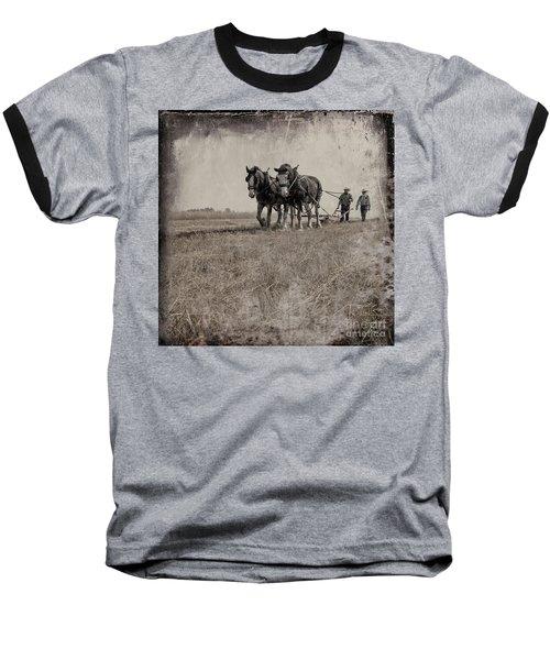 The Original Horsepower Baseball T-Shirt