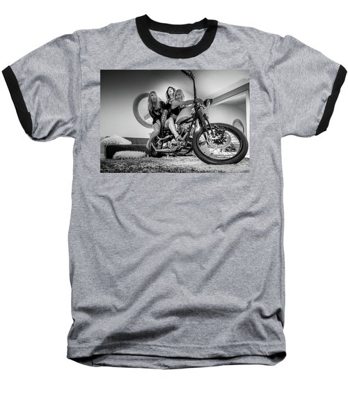 The Original Troublemakers- Baseball T-Shirt