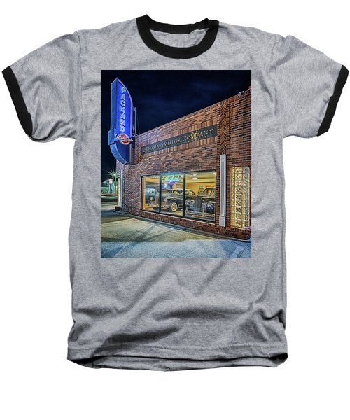 The Orphan Motor Company Baseball T-Shirt