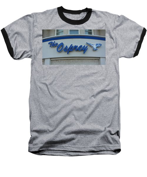 The Osprey Marqee Baseball T-Shirt