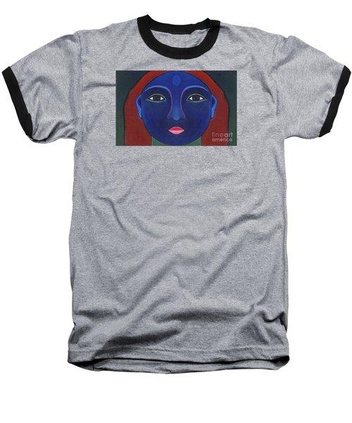 The Other Side - Full Face 1 Baseball T-Shirt