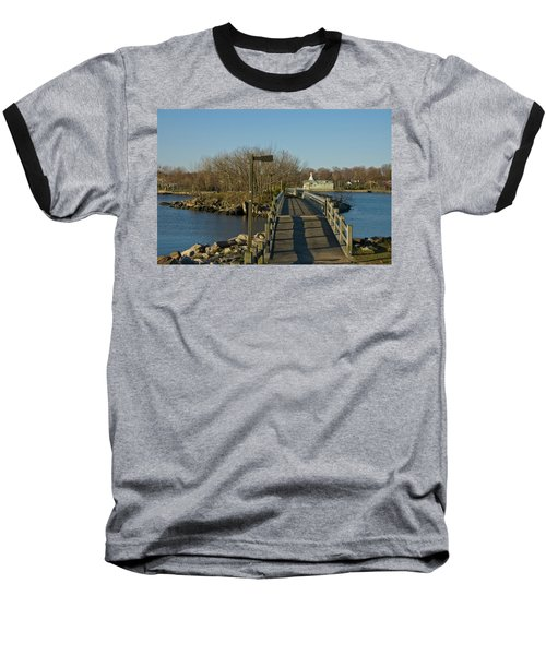 The Other Side Baseball T-Shirt
