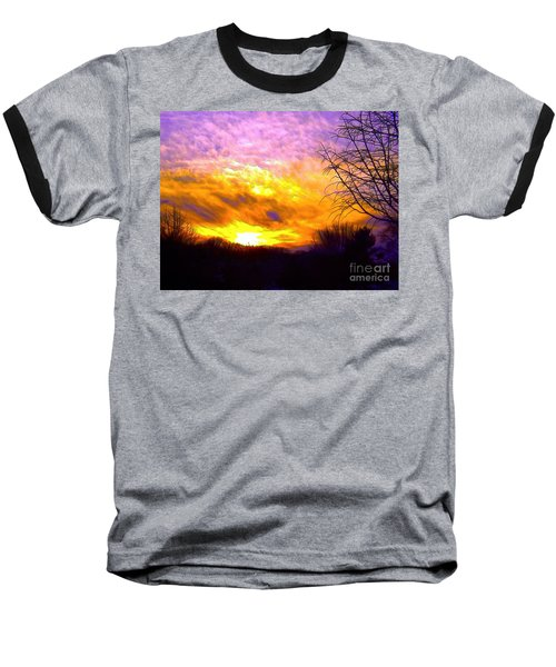 The Other Side Of The Rainbow Baseball T-Shirt