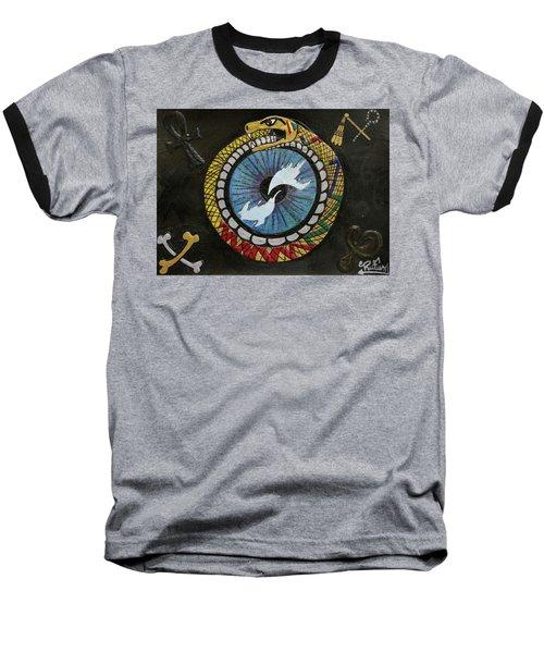 The Ouroboros Baseball T-Shirt