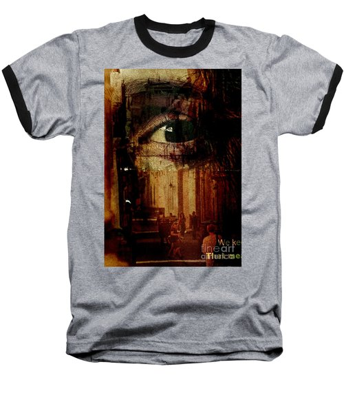 The Overseer Baseball T-Shirt