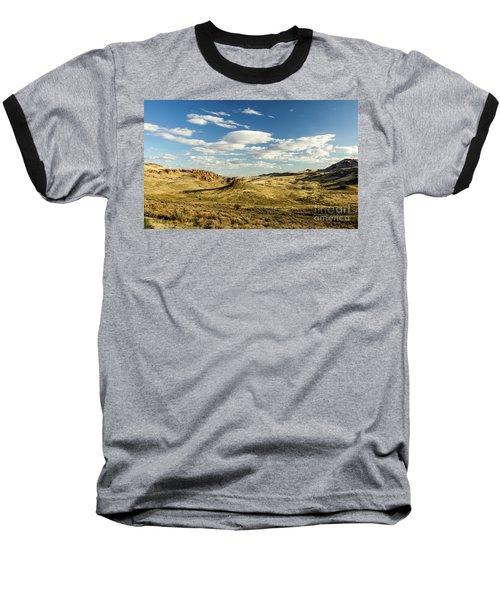 The Owyhee Desert Idaho Journey Landscape Photography By Kaylyn Franks  Baseball T-Shirt
