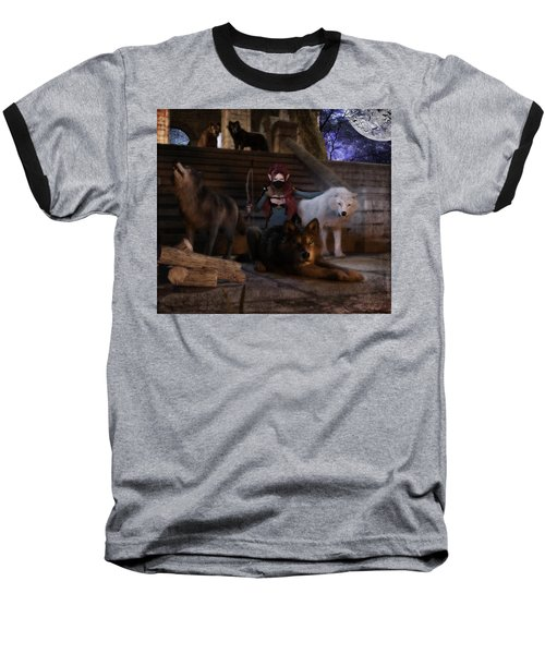 The Pack Baseball T-Shirt