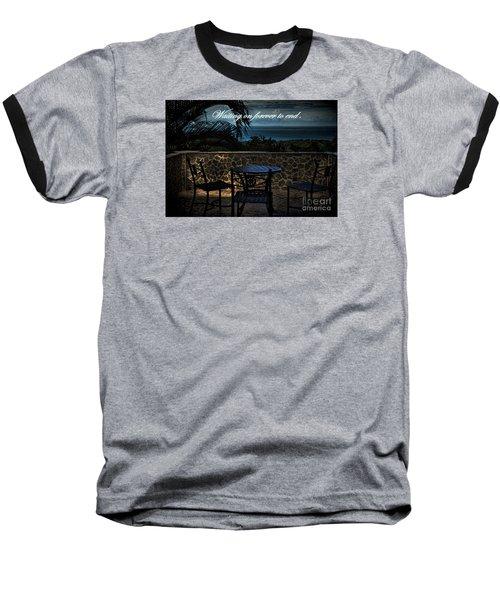 Pain That Last Forever Baseball T-Shirt