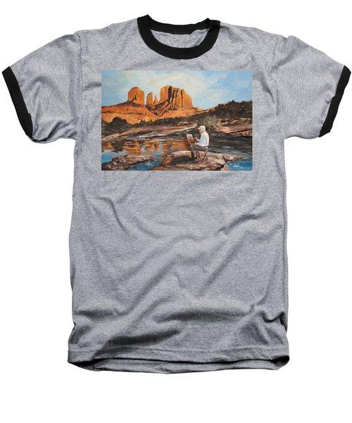 The Painter Woods Baseball T-Shirt