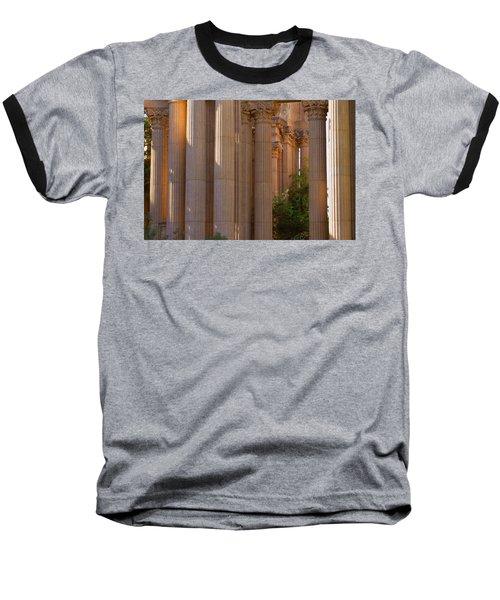 The Palace Columns Baseball T-Shirt
