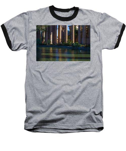 The Palace Pond Baseball T-Shirt