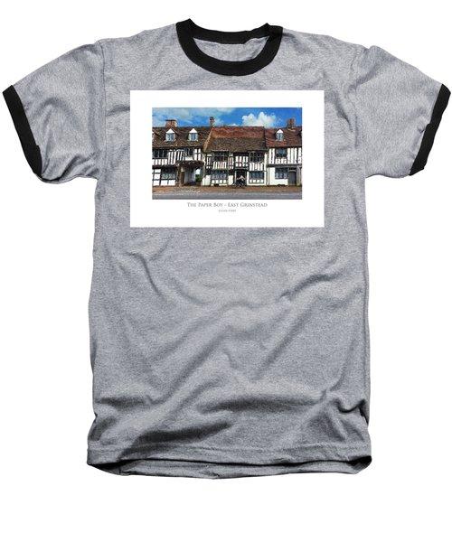 The Paper Boy - East Grinstead Baseball T-Shirt