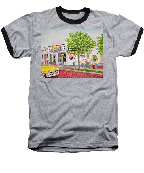 The Park Shoppe Portsmouth Ohio Baseball T-Shirt