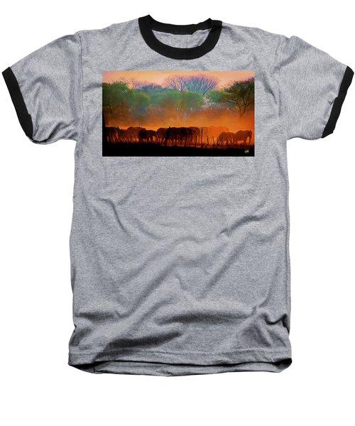 The Passing Parade Baseball T-Shirt