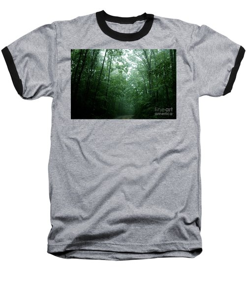 The Path Ahead Baseball T-Shirt
