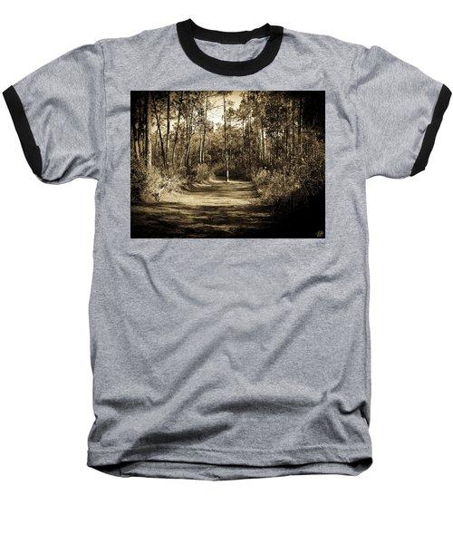 The Path Before Me, No. 6 Baseball T-Shirt