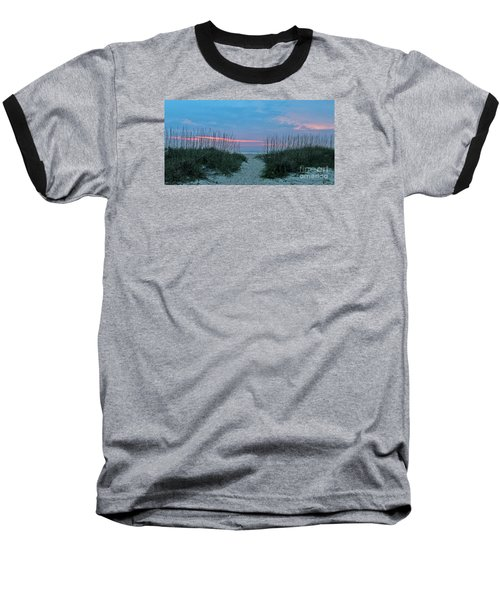 The Path Baseball T-Shirt