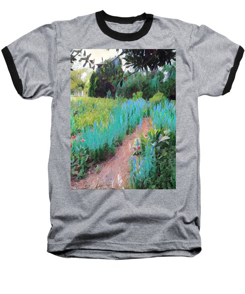 The Path Less Traveled Baseball T-Shirt