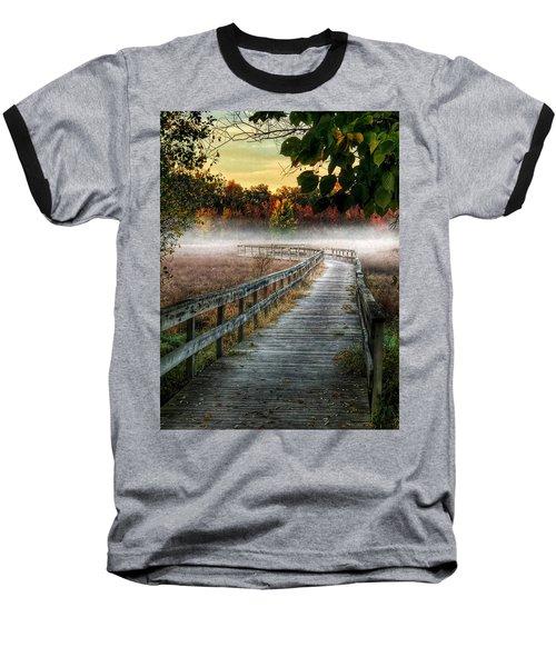 The Peaceful Path Baseball T-Shirt