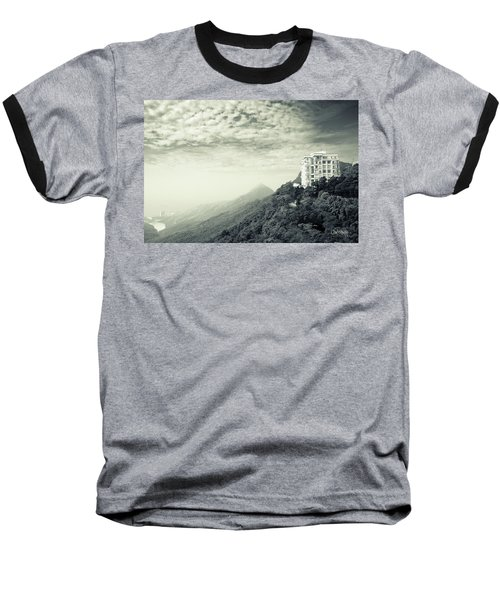 The Peak Baseball T-Shirt by Joseph Westrupp