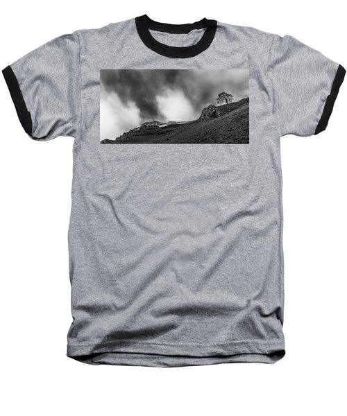 The Peak Tree Baseball T-Shirt