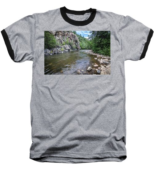 The Pecos River Baseball T-Shirt