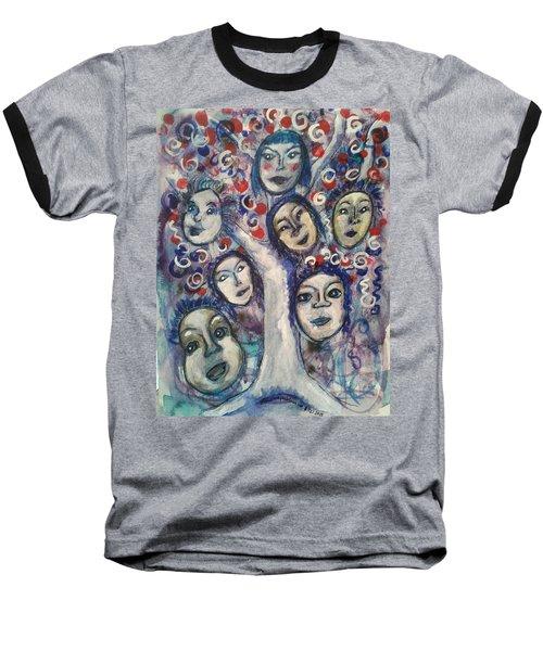 The People Tree Baseball T-Shirt
