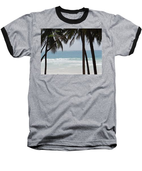 The Perfect Beach Baseball T-Shirt