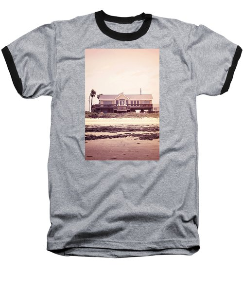 Baseball T-Shirt featuring the photograph The Perfect Summer by Trish Mistric
