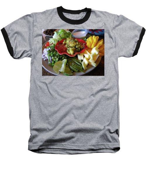The Perfect Taco  Baseball T-Shirt