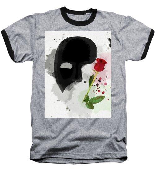 The Phantom Of The Opera Baseball T-Shirt