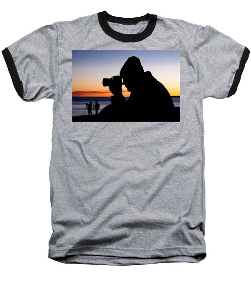 The Photographer Baseball T-Shirt