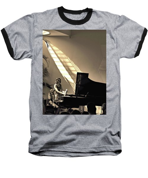 The Pianist Baseball T-Shirt