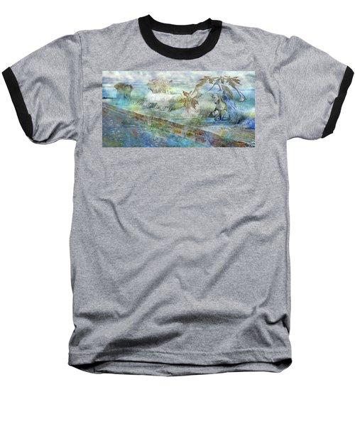 The Piano  Baseball T-Shirt