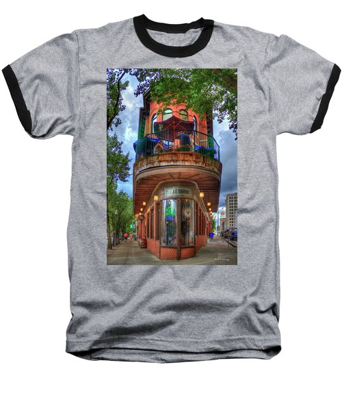 The Pickle Barrel Chattanooga Tn Art Baseball T-Shirt
